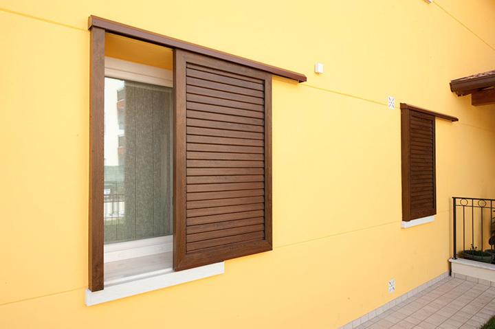Infissi esterni a brindisi baldari porte e finestre - Persiane per finestre scorrevoli ...